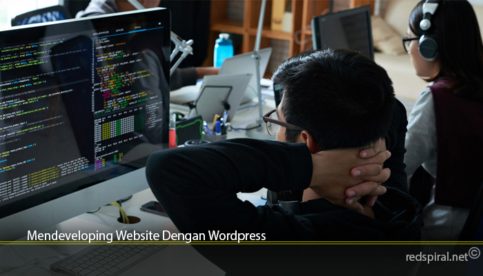 Mendeveloping Website Dengan Wordpress