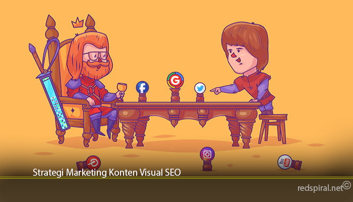 Strategi Marketing Konten Visual SEO